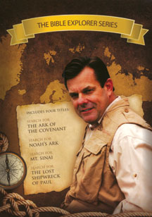 Bob Cornuke is a biblical investigator and real life Indiana Jones who has participated in over twenty expeditions around the world searching for lost locations described in the Bible.