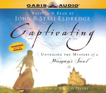 Tremendous savings on this fascinating audio file from bestselling authors John and Stasi Eldredge
