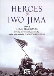 Heroes of Iwo Jima DVD