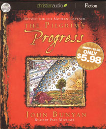 A very inexpensive Pilgrim's Progress CD Edition
