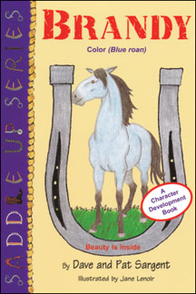 Brandy - A Saddle Up character building book