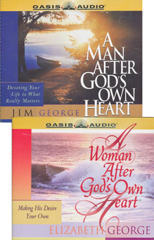 Jim and Elizabeth George are foremost authors, helping listeners develop a deeper relationship with God