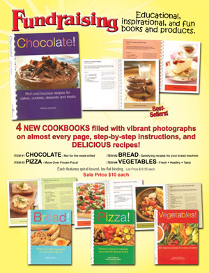 New Fundraising 2010 Catalog