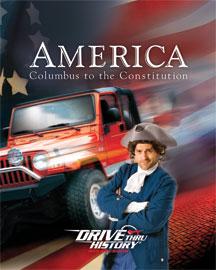 Drive Thru History America DVD Set
