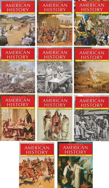 Exploring American History - Set of 11
