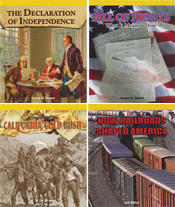 Flashpoints in American History - Set of 4