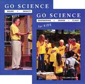 Go Science Series 2 - Set of 7 DVDs