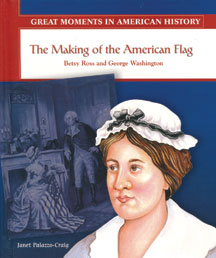 Making of the American Flag