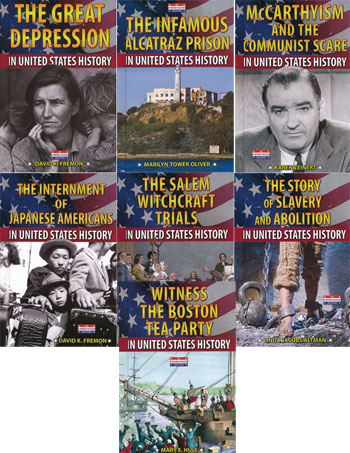 In United States History - Set of 7