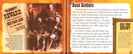 Inside Wild West Lawmen and Outlaws