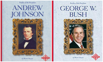 Profiles of the Presidents Set of 12