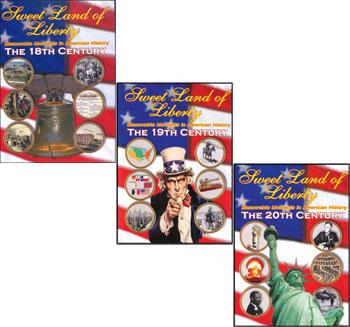 Sweet Land of Liberty DVD Set of 3