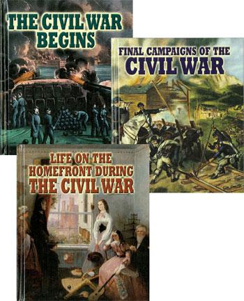 Understanding the Civil War Set of 3