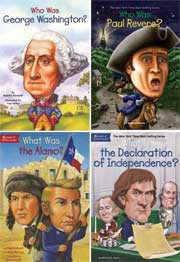 Who Was Series - American History - Set of 22